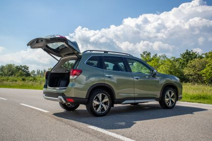 2020 Subaru Forester e-BOXER 7