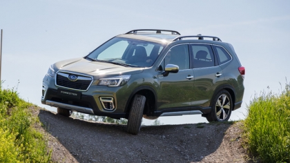 2020 Subaru Forester e-BOXER 3