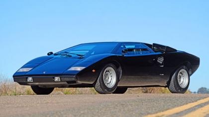 1975 Lamborghini Countach LP 400 Periscopio 6