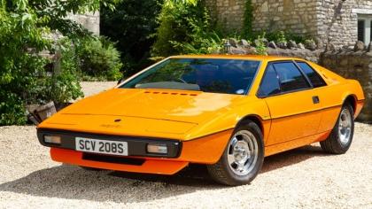 1976 Lotus Esprit 9