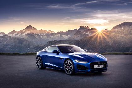 2021 Jaguar F-Type R 6
