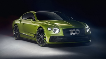 2020 Bentley Continental GT Pikes Peak Limited edition 9
