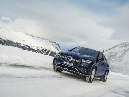 2020 Mercedes-Benz GLE 350de 4Matic coupé 1