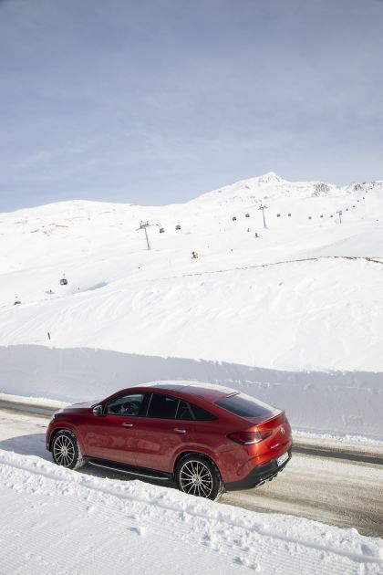 2020 Mercedes-Benz GLE 400d 4Matic coupé 2