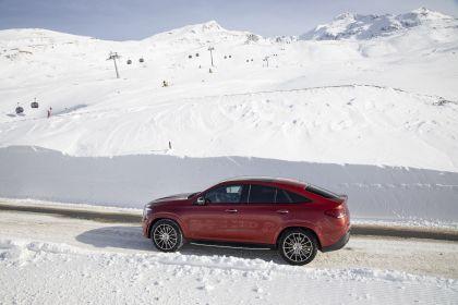 2020 Mercedes-Benz GLE 400d 4Matic coupé 3
