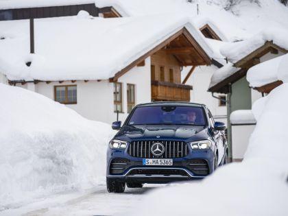 2020 Mercedes-AMG GLE 53 4Matic+ coupé 5