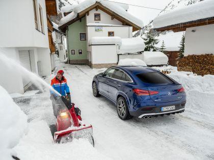 2020 Mercedes-AMG GLE 53 4Matic+ coupé 8