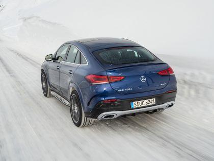 2020 Mercedes-AMG GLE 53 4Matic+ coupé 14