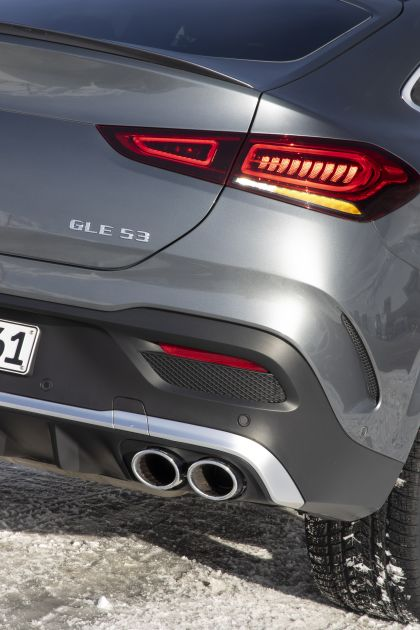 2020 Mercedes-AMG GLE 53 4Matic+ coupé 43