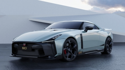 2020 Nissan GT-R50 by Italdesign 4