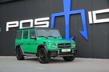 2019 Posaidon G 63 RS 850 ( based on Mercedes-AMG G 63 W463 ) 1