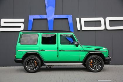 2019 Posaidon G 63 RS 850 ( based on Mercedes-AMG G 63 W463 ) 2