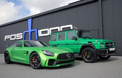 2019 Posaidon G 63 RS 850 ( based on Mercedes-AMG G 63 W463 ) 5