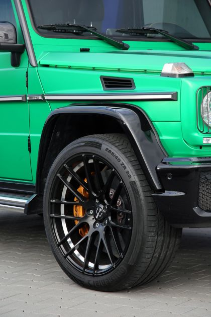 2019 Posaidon G 63 RS 850 ( based on Mercedes-AMG G 63 W463 ) 6