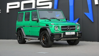 2019 Posaidon G 63 RS 850 ( based on Mercedes-AMG G 63 W463 ) 4