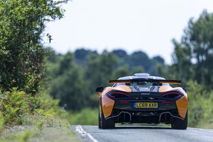 2020 McLaren 620R 19