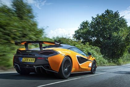 2020 McLaren 620R 20