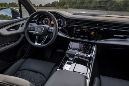 2020 Audi Q7 TFSI e quattro 39