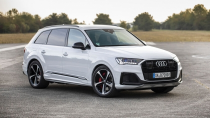 2020 Audi Q7 TFSI e quattro 2
