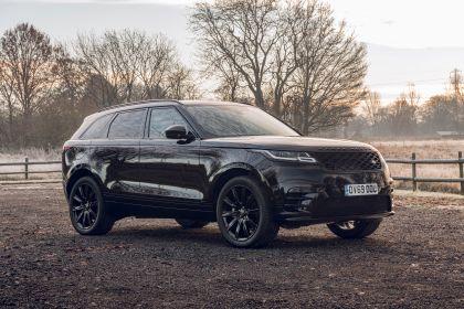 2020 Land Rover Range Rover Velar R-Dynamic Black Limited Edition 4