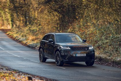 2020 Land Rover Range Rover Velar R-Dynamic Black Limited Edition 8
