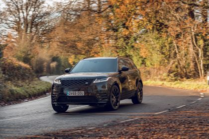 2020 Land Rover Range Rover Velar R-Dynamic Black Limited Edition 10