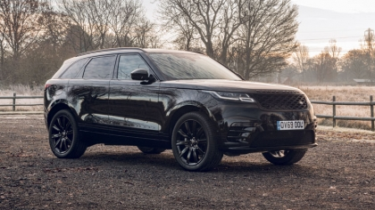 2020 Land Rover Range Rover Velar R-Dynamic Black Limited Edition 7