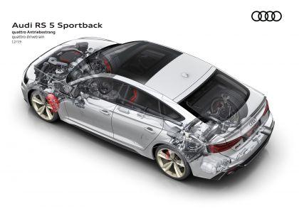 2020 Audi RS 5 sportback 24