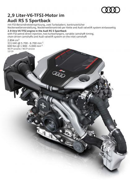 2020 Audi RS 5 sportback 27