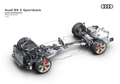 2020 Audi RS 5 sportback 29