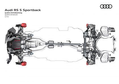 2020 Audi RS 5 sportback 31
