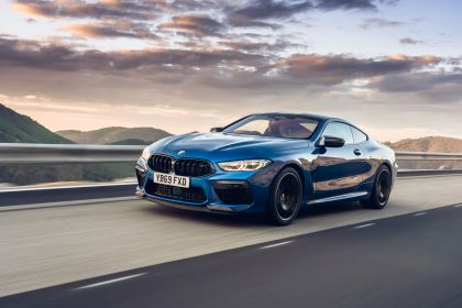 2020 BMW M8 ( F91 ) Competition coupé 6