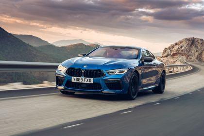 2020 BMW M8 ( F91 ) Competition coupé 8