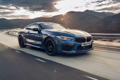 2020 BMW M8 ( F91 ) Competition coupé 10