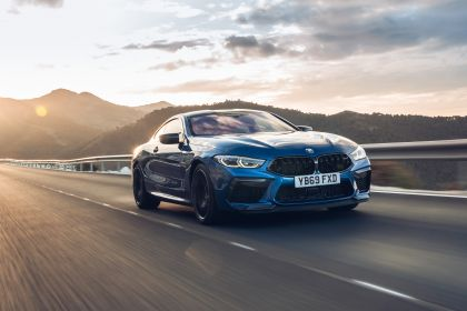 2020 BMW M8 ( F91 ) Competition coupé 11