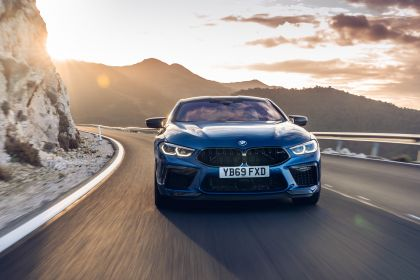 2020 BMW M8 ( F91 ) Competition coupé 12