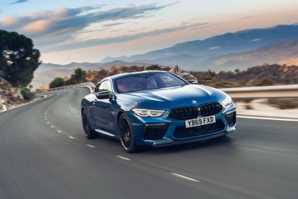 2020 BMW M8 ( F91 ) Competition coupé 13