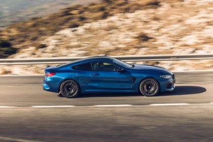 2020 BMW M8 ( F91 ) Competition coupé 20