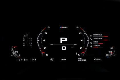 2020 BMW M8 ( F91 ) Competition coupé 148