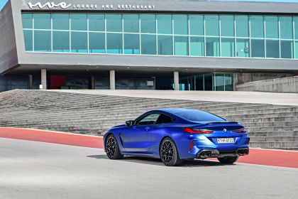 2020 BMW M8 ( F91 ) Competition coupé 278
