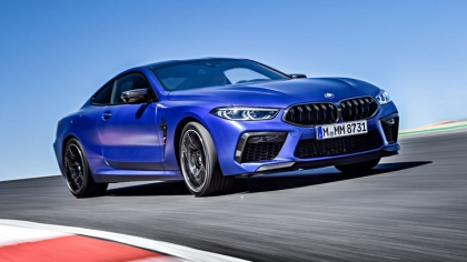 2020 BMW M8 ( F91 ) Competition coupé 5