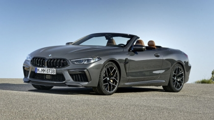 2020 BMW M8 ( F92 ) Competition convertible 5