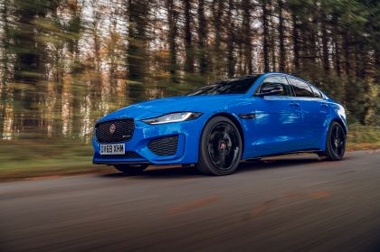 2020 Jaguar XE Reims Edition 5