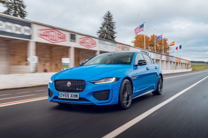 2020 Jaguar XE Reims Edition 20