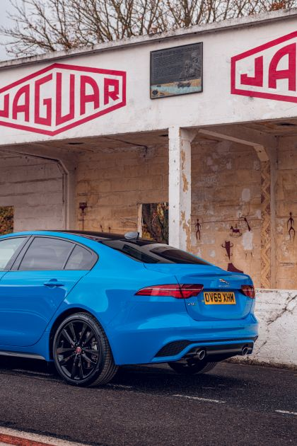 2020 Jaguar XE Reims Edition 30