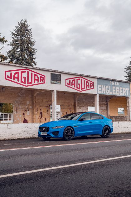 2020 Jaguar XE Reims Edition 31