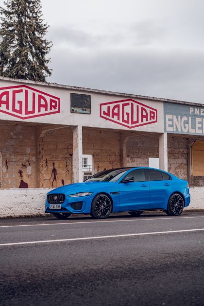 2020 Jaguar XE Reims Edition 34