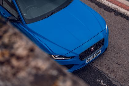 2020 Jaguar XE Reims Edition 53