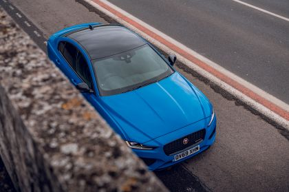 2020 Jaguar XE Reims Edition 58