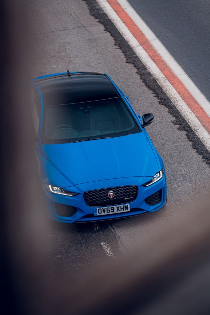 2020 Jaguar XE Reims Edition 61